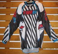 Tröja O`neal Hardwear svart/stripe